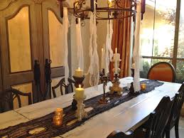 the decorating duchess halloween dining room table setting