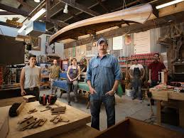 Woodworking Shows On Pbs by Home Woodworkers Collective Los Angeles Offerman Woodshop