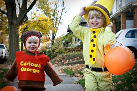 Curious George Costume Another Costume Man With The Yellow Hat