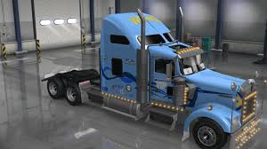 kenworth t900 uncle d logistics werner trucking kenworth w900 skin american