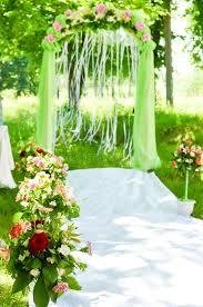 wedding ceremony arch wedding ceremony arch decoration stock image image 34983551