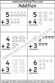 picture addition u2013 beginner addition u2013 10 kindergarten addition