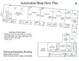 floor shop building floor plans