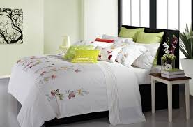 embroidered dragonfly duvet cover intended for contemporary house