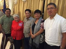 Cabinet Officers Duterte Names Members Of Cabinet Inquirer News