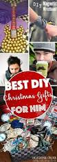 56 diy christmas gifts for him worthy enough to take his breath