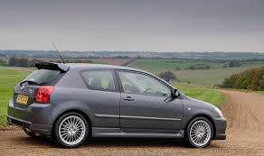 toyota co ltd toyota corolla hatchback review 2002 2006 parkers