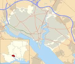 Southampton England Map by File Southampton Uk Location Map Svg Wikimedia Commons