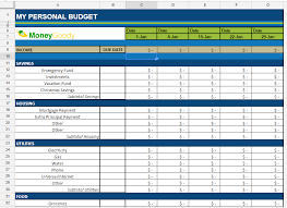 Saving Spreadsheet Free Monthly Budget Spreadsheet Goody