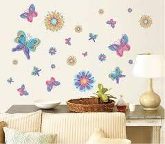 Butterfly Kids Room by Aliexpress Com Buy Lp New Diy Multicolor Vinyl Butterfly Wall