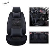 housses de si es voiture xwsn spécial housse de siège de voiture en cuir pour smart tous les