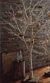 lighted birch tree roost lighted birch artificial trees modish store