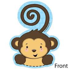 monkey boy baby shower monkey boy baby shower invitations cimvitation