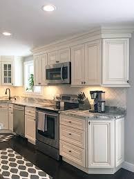 jsi cabinetry u0027s wheaton cabinets with fantasy brown granite