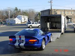 Dodge Viper 1996 - dodge yerardi transportation