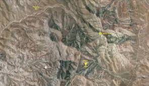 Map St George Utah by Apex Mine