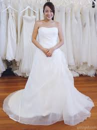 wedding prep gown selection at blessed brides yina goes