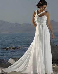 beach wedding dress white dress