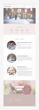 wedding vendor websites 60 best the studio websites branding portfolio images on