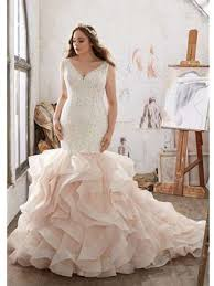 plus size bridal gowns house of brides plus size wedding dresses gowns online