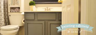 Repainting Bathroom Cabinets Painted Bathroom Cabinets New On Home Design Ideas With Painted