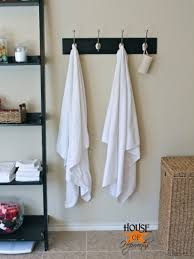 Bathroom Towel Hooks Ideas Bathroom Towel Hooks Master Bathroom Update New Towel Hooks