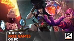 best free the best free pc pcgamesn