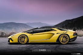 lamborghini aventador 2018 lamborghini working on the next aventador evolution the story on