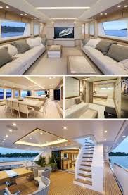 Stunning Interiors For The Home Beyond Comfort Stunning Interiors In Luxury Yacht Más Allá Del