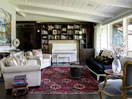 Rugs Modern Living Rooms 10 Pet Friendly Rugs Hgtv S Decorating Design Hgtv