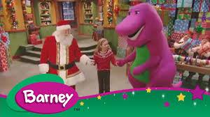 barney the dinosaur christmas episode best image dinosaur 2017