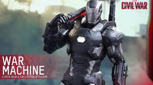 captain america civil war toys war machine mark iii diecast 1