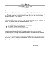 cover letter sample cover letter for electrician sample cover