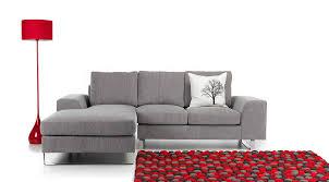 Light Grey Sofas by Belle Corner Sofa Light Grey Modern Co Uk