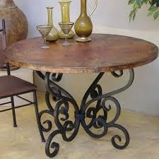 wrought iron pedestal table base wrought iron ideas wrought iron pedestal table best table bases