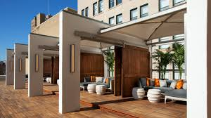 rooftop pool cabanas the st anthony hotel