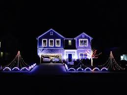 most spectacular light displays in the area 2017