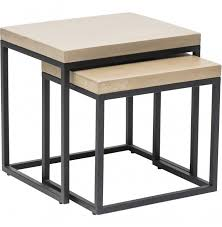 Industrial Accent Table Industrial Chic Furniture High Fashion Home