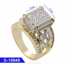 wholesale rings com images China new design unique handmade 14k gold fashion jewelry hip hop jpg