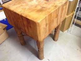 antique butcher block obnoxious antiques