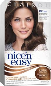 nicen easy color chart permanent hair color clairol nice n easy