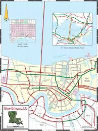 Map New Orleans French Quarter Large New Orleans Maps For Free Download And Print High