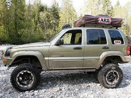 jeep liberty lifted ome lift expedition portal