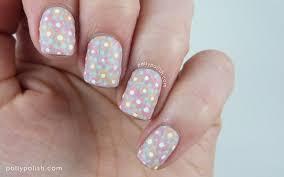 barry m speedy nail art u2013 flowers