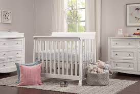 Dream On Me Ashton 4 In 1 Convertible Crib Black by Table Top 10 Best Mini Cribs Beautiful Convertible Mini Crib