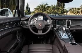 porsche panamera inside porsche panamera gts designed for maria sharapova incredible
