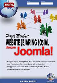 membuat web interaktif membuat website jejaring sosial dengan joomla