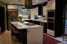u shaped kitchen with island succor great mosaic gloss white