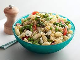 battle of the pasta salads mayo vs no mayo fn dish behind
