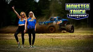 monster trucks in mud videos monster truck throwdown on vimeo